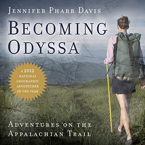 Becoming Odyssa cover art
