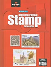 Scott 2011 Standard Postage Stamp Catalogue, Vol. 5: Countries of the World- N-Sam