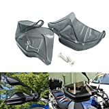 RKRXDH Parabrisas Ajuste Fit For BMW R1250GS R1200GS R 1200 1250 GS LC Adventure 2013-2020 F750 800 850 GS Motorcycle Mano Protector Protector De Parabrisas Deflectores de Parabrisas