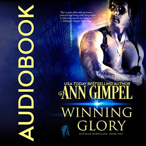 Winning Glory audiobook cover art