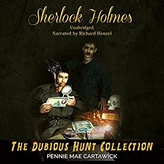 Sherlock Holmes: The Dubious Hunt Collection cover art