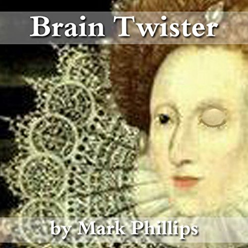 Brain Twister audiobook cover art