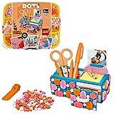 DOTS Home Decor Organizador DIY Arte y Manualidades para Niños, Proyectos de Decoración de Habitaciones y Accesorios de Escritorio, multicolor (Lego ES 41907)