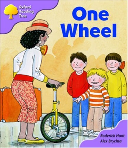 Oxford Reading Tree: Stage 1+: More First Sentences B: One Wheelの詳細を見る