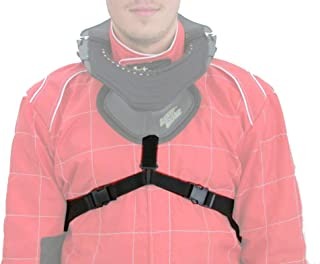 Leatt Neck Brace Strap Pack: DBX Ride1/GPX Adventure 1 & 2/Club 1/Kart