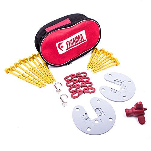 Fiamma Erdnagelsystem Kit Awning Pegs 27 TLG für Wohnwagen & Wohnmobil