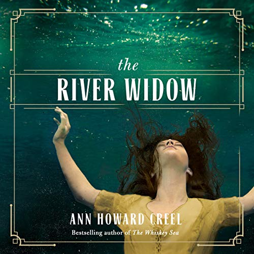 The River Widow audiobook cover art