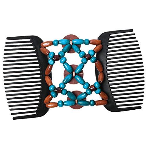 günstig BBaosity Double Hair Comb Schmuck Elastic Clip Comb Haarspange Haarspange Haarspange Haarspange Haarspange… Vergleich im Deutschland