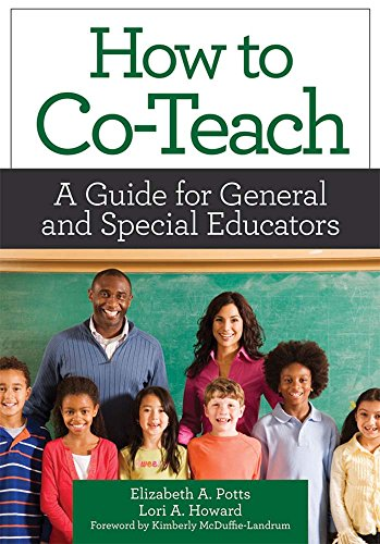 Download How to Co-Teach: A Guide for General and Special Educators 1598571699