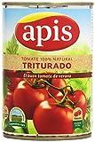 Apis - Tomate triturado - 100% natural - 400 g - [pack de 12]