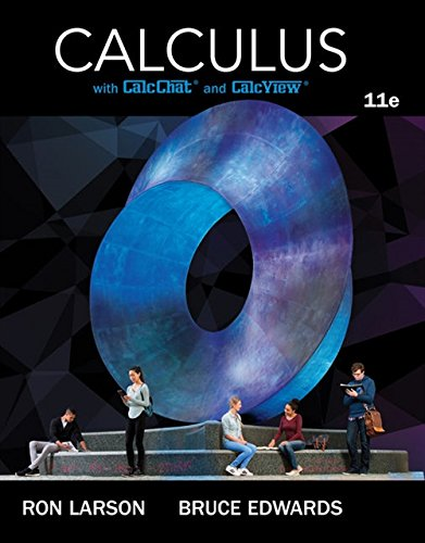 Compare Textbook Prices for Calculus 11 Edition ISBN 9781337275347 by Larson, Ron,Edwards, Bruce H.