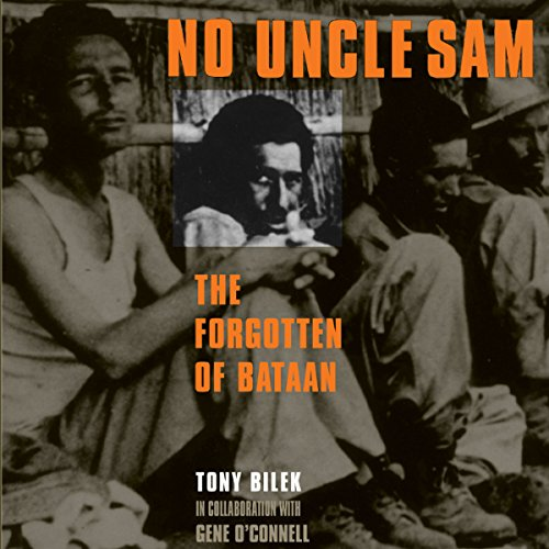 No Uncle Sam audiobook cover art