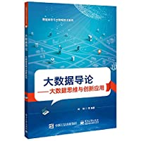Introduction to Big Data - Big Data thinking and innovative applications(Chinese Edition)
