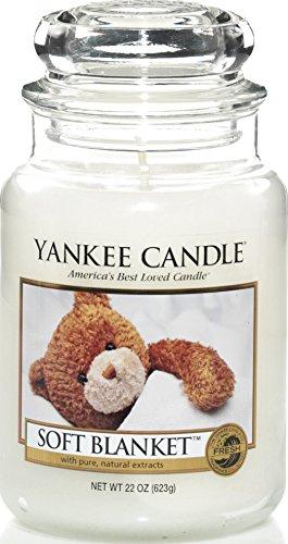 Yankee Candle Duftkerze Housewarmer Soft Blanket (623g)