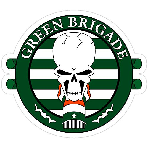 rangerpolocon Green Brigade Stickers (3 Pcs/Pack) 9971039036963