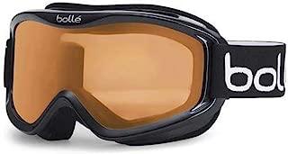 Bolle Mojo Snow Goggles (Matte Black, Citrus)