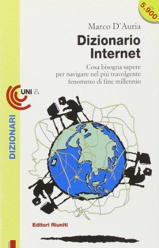 Dizionario Internet. Cosa Bisogna S
