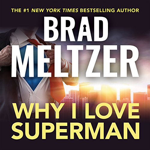 Why I Love Superman audiobook cover art