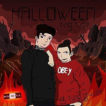 Halloween (feat. Yvng Yugo & Yung Gweilo)