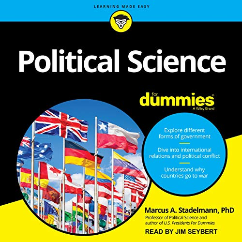 Political Science for Dummies Titelbild