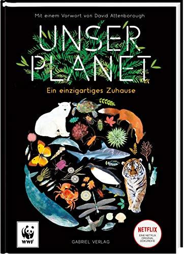Unser Planet: Ein einzigartiges Zuhause | Sachbuch für Kinder ab 6 Jahren über unsere Natur und Tierwelt. Kinderbuch zur Netflix-Erfolgsserie