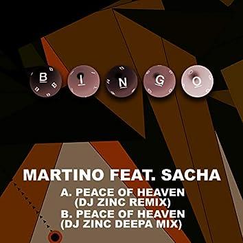 Peace of Heaven (DJ Zinc Remixes)