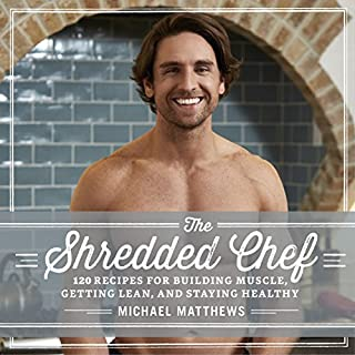 The Shredded Chef cover art
