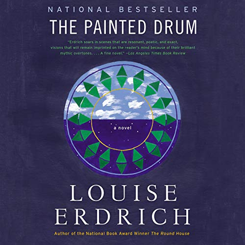 The Painted Drum  By  cover art