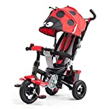 Triciclos 3 en 1 Kids 'Trikes Cinturón de seguridad de 3 puntos...