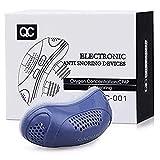 RTYHN Purificador Nasal Anti ronquido Mejorado,Dispositivos contra los Ronquidos Purificador de Aire Filtro del Ronquido Tapón Ayudas para Los Ronquidos For Aliviar El Ronquido Blue
