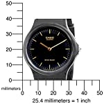 Casio watches Casio Men's MQ24-1E Black Resin Watch