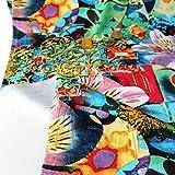 TOLKO Baumwollstoff | kräftige bunte ÖkoTex Farben
