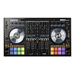 Reloop Mixon 4 High-Performance 4-Best DJ Controllers for Scratching