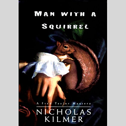Man with a Squirrel copertina