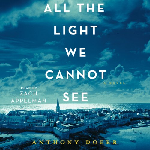 All the Light We Cannot See     A Novel              Autor:                                                                                                                                 Anthony Doerr                               Sprecher:                                                                                                                                 Zach Appelman                      Spieldauer: 16 Std. und 2 Min.     202 Bewertungen     Gesamt 4,5