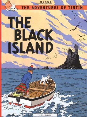 Adventures of Tintin: Black Island