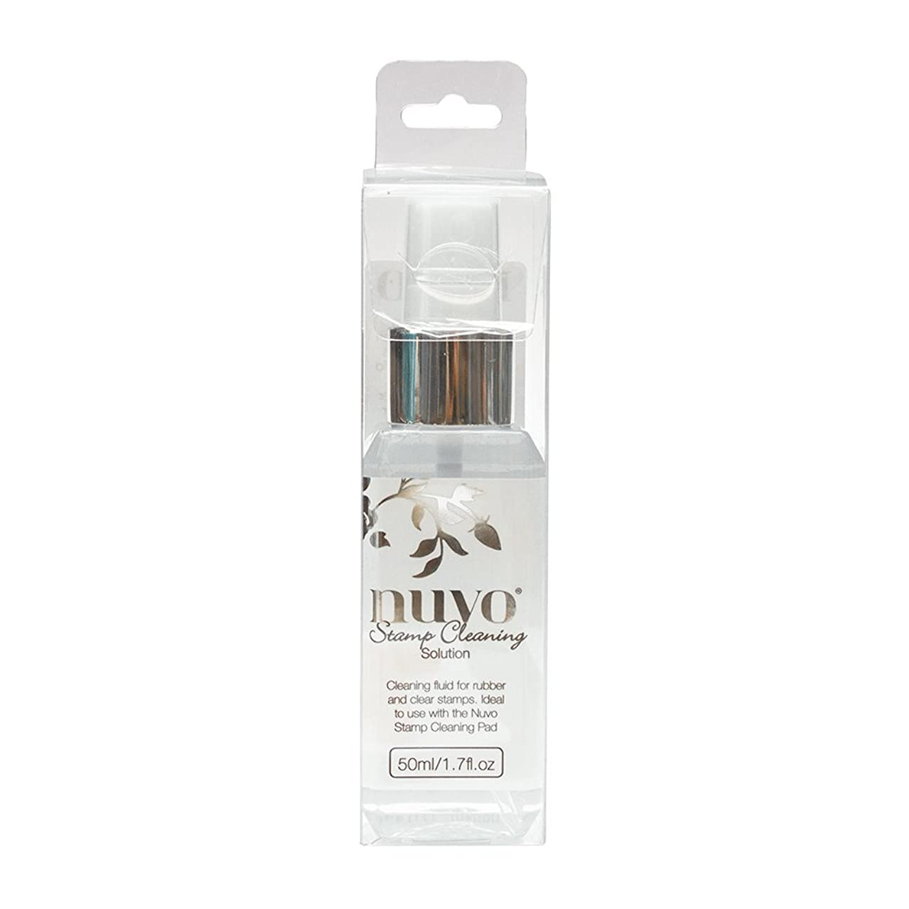 TONIC STUDIOS Nuvo Stamp Cleaning Solution 2Oz-