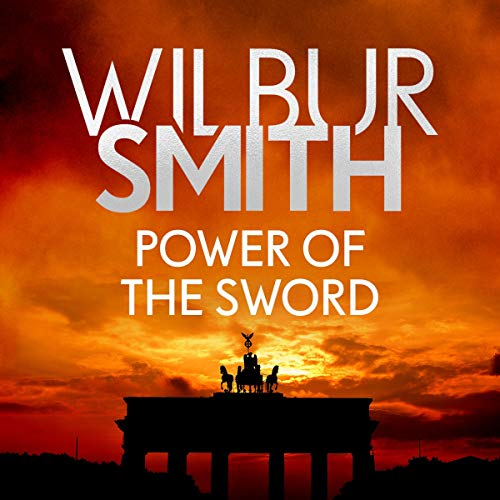 Power of the Sword audiobook cover art