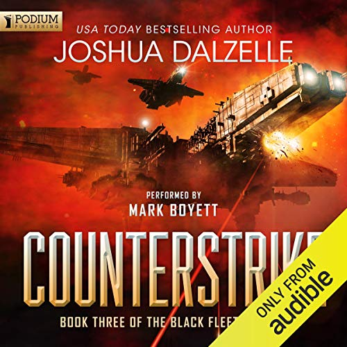 Counterstrike: Black Fleet Trilogy, Book 3
