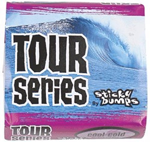 Sticky Bumps Tour Series Cool/cold Single Bar by Sticky Bumps