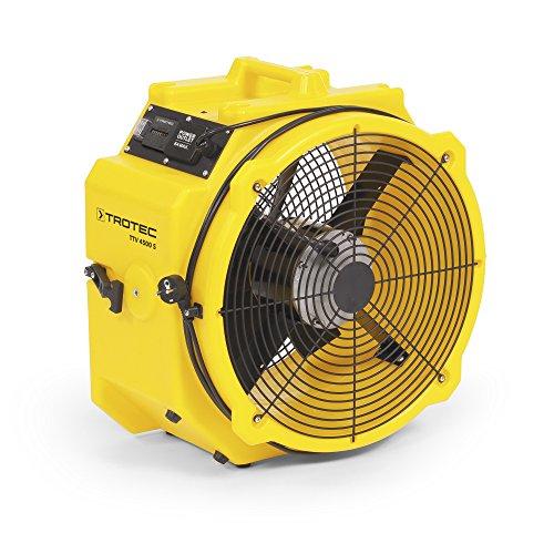 Trotec TTV 4500 S axiale ventilator, axiale ventilator met 5.000 m3/h