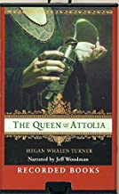 The Queen of Attolia by Megan Whalen Turner Unabridged Preloaded Digital Player (Playaway)