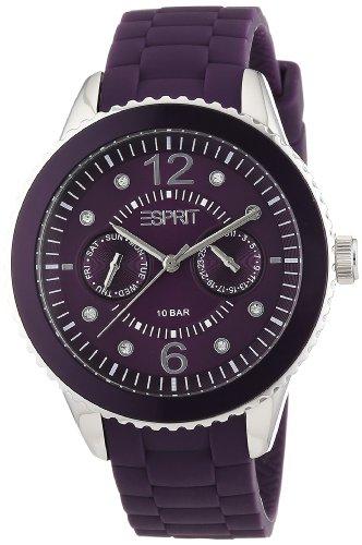 Esprit Damen-Armbanduhr Analog Quarz Edelstahl ES105332017
