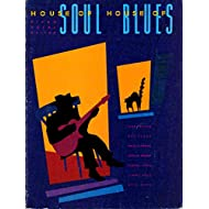 House of Soul HL00026712 House of Blues - Libro de canciones para piano, guitarra, canto, Hal Leonard 1989