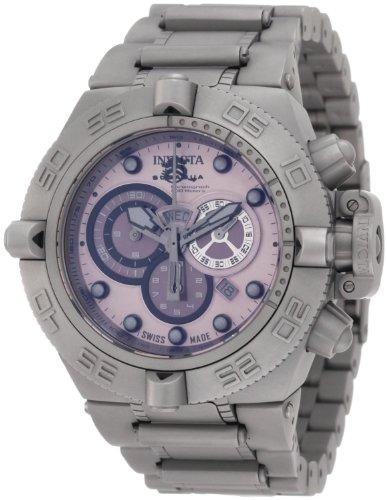 Invicta Herren-Armbanduhr XL Invicta Subaqua Chronograph Titan 0960