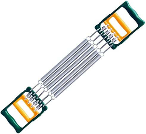 Lonnsaffe expansor de pecho ejercitador de resorte fortalecedor de brazo para fitness y salud