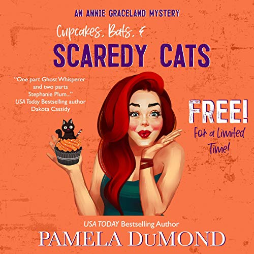 Cupcakes, Bats, and Scare-dy Cats cover art