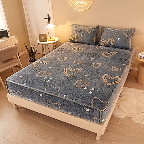 HAIBA Colcha de terciopelo de cristal para cama Queen King, reversible, de doble cara, de algodón puro, acolchado, súper suave, cómoda, para cuatro estaciones, multifunción, 150 x 200 cm