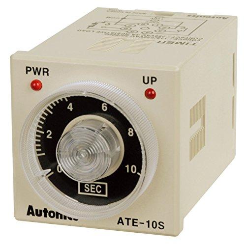 Temporizador Analogico  marca Autonics USA, Inc