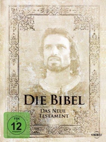 Die Bibel - Das Neue Testament (4 DVDs)